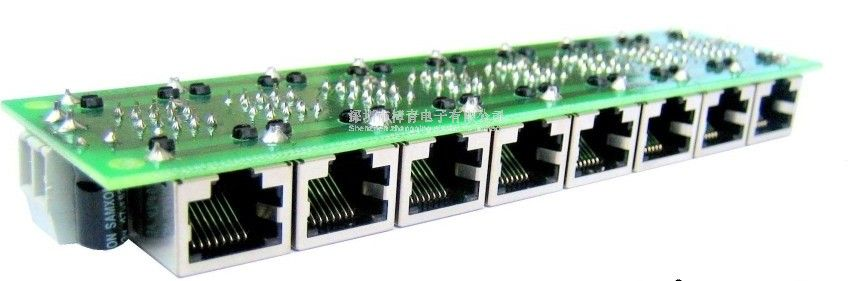 8 port poe injector